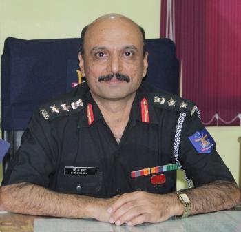Col P K Sharma